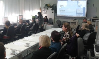 International Partners Meeting - 2015 December 04 - Lomza, POLAND