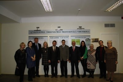 International Partners Meeting - 2015 November 06 - Dougavpils, LATVIA