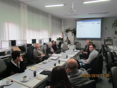 International Partners Meeting - 2016 March 04 - Lomza, POLAND
