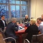 A visit of vocational school directors from Klaipeda