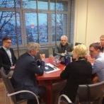 Wizyta dyrektorów szkoły zawodowej z Kłajpedy