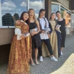 Italian support of the Early Music Festival