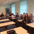 Spotkanie z uczniami w Kłajpedzie