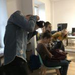 Warsztaty fotograficzne dla uczniów z Litwy