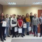 Internships of photographers from Klaipeda