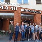 Warsztaty kulinarne dla uczniów ZSCKR Rudka