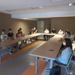 They came to Białystok to learn about work in their profession