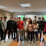 Italians on internships in Bialystok